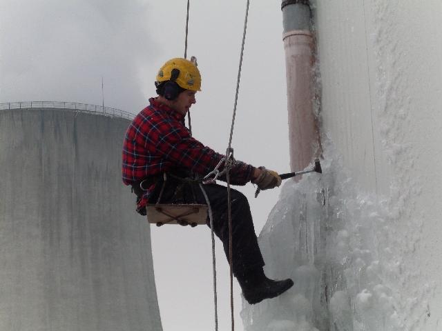 Alpinistyka przemysłowa